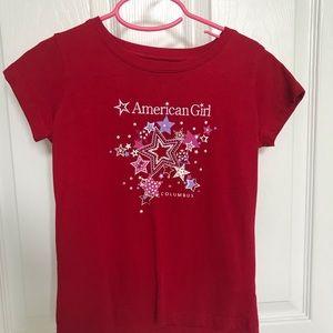 American Girl Columbus Tee